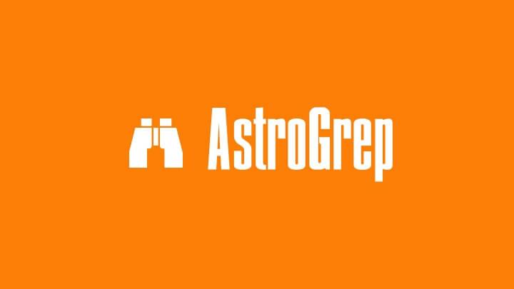 AstroGrep 4.4.4