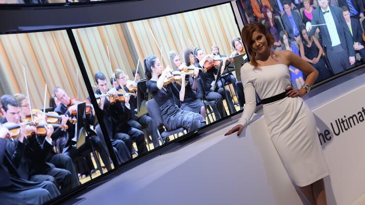 Вещание 4K-телевидения