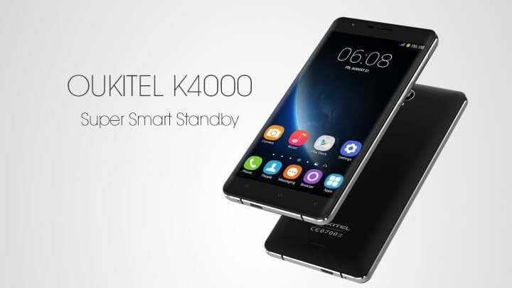 Oukitel K4000 — «молоток»!
