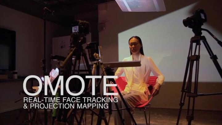 Omote: цифровой макияж