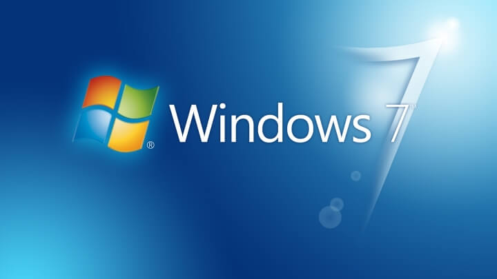 Windows 7 ISO легально