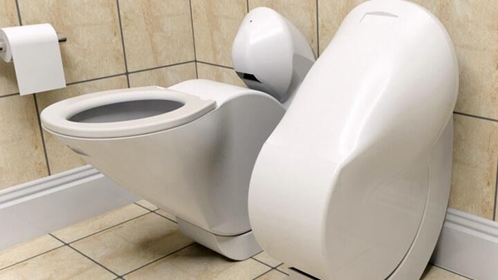 iota: туалет будущего